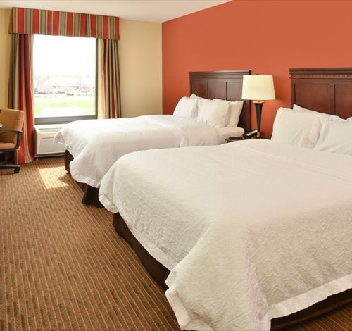 Hampton Hopkinsville Queen Room