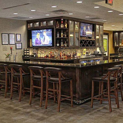 Hilton Garden Pikeville Bar