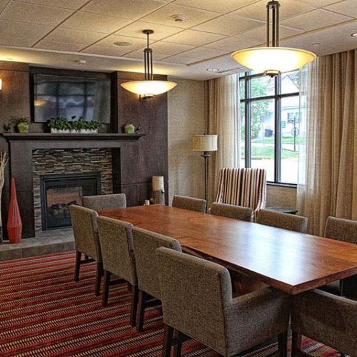 Hilton Garden Pikeville Meeting Room