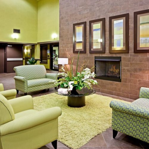 Holidayinn Madison Lobby
