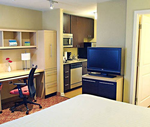 Townplace Huntington Suite Offie Area