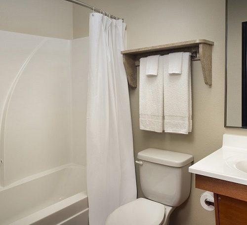 Woodspring Nashville Bathroom
