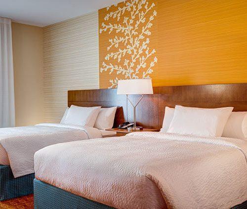 Fairfield Huntington Double Room