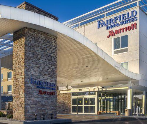 Fairfield Huntington Exterior