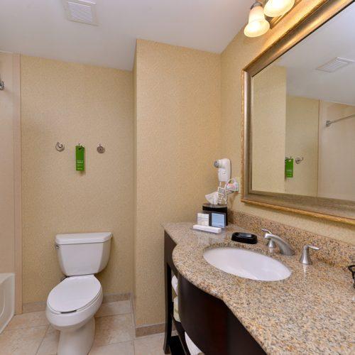Hampton Pikeville Bathroom