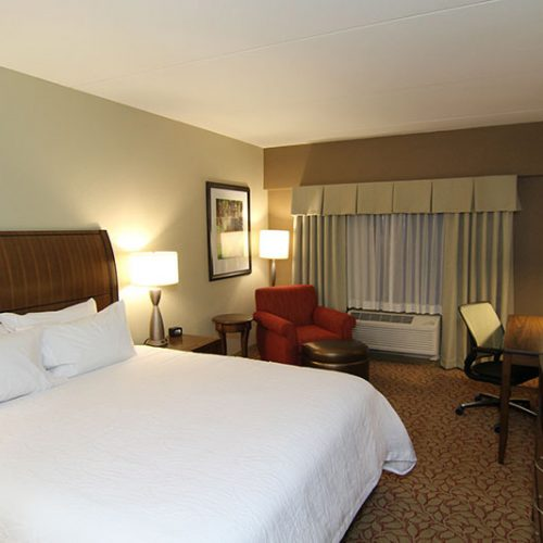Hilton Garden Pikeville King Room
