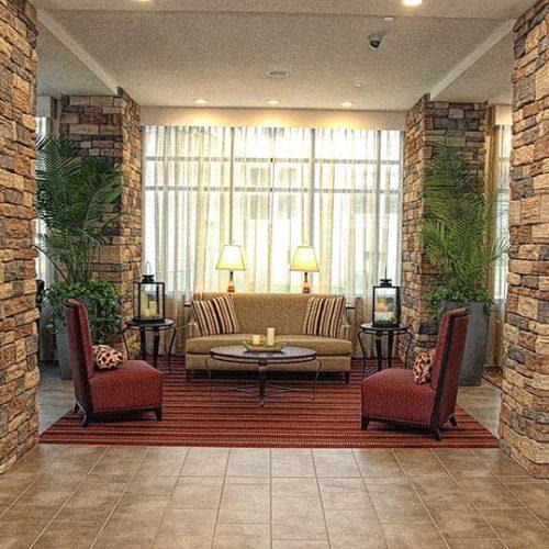 Hilton Garden Pikeville Lobby