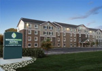 Woodspring Suites-Rivergate