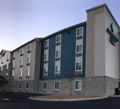 WoodSpring Suites Nashville North Extended Stay Hotel Exterior 2 738x456